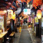 Omoide yokocho (Memories Alley), Shinjuku