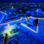 Goryokaku Fort, Hokkaido