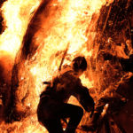 Toba no Himatsuri (Fire Festival), Aichi