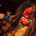 Namahage Sedo Festival, Akita