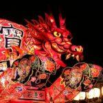 Shogawa Kanko-sai (Shogawa Festival), Toyama