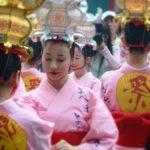 Yamaga Lantern Festival, Kumamoto