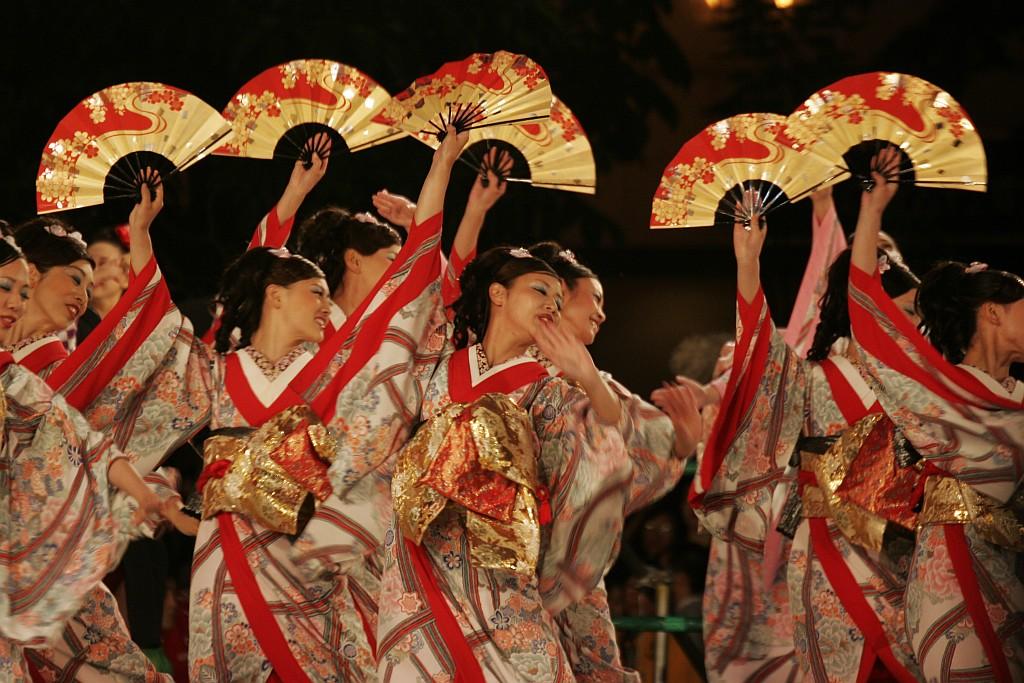 YOSAKOI Soran Festival, Hokkaido