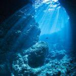 Blue Grotto of Okinawa
