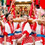 Tenjin Matsuri Festival, Osaka