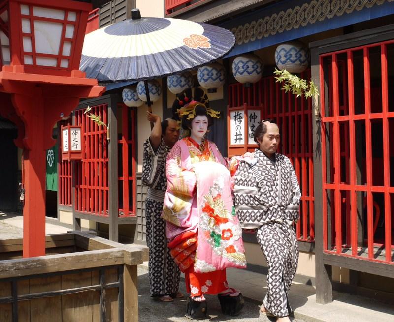 Resultado de imagem para toei uzumasa eigamura theme park