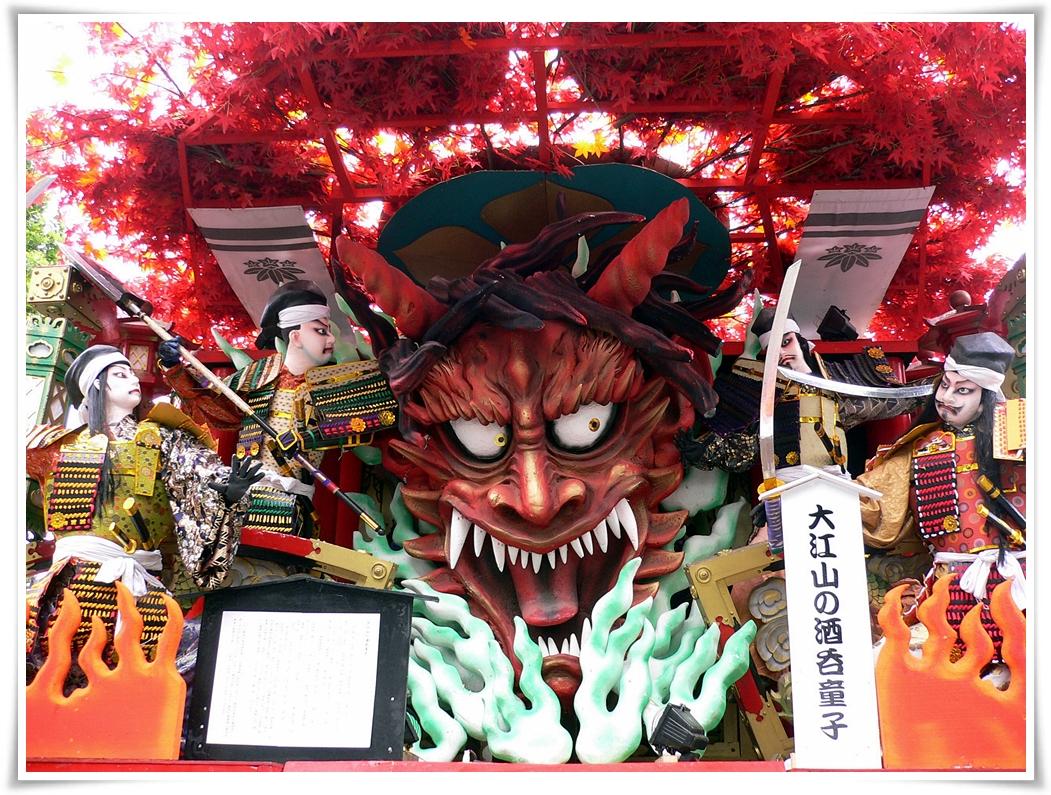 Hachinohe Sansha Taisai Festival, Aomori