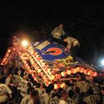 Iizaka Kenka Matsuri (Fight Festival), Fukushima