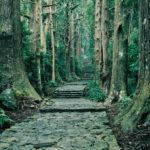 Kumano Kodo Iseji Route, Mie