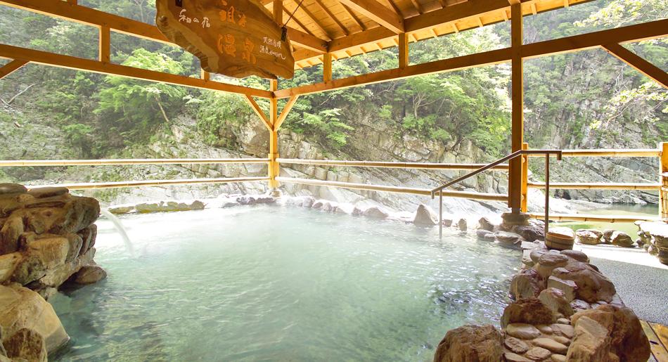 Hotel Iya Onsen (Hot Spring), Tokushima