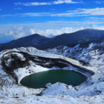 Okama (The crater lake of the Zao Mountain Range), Miyagi