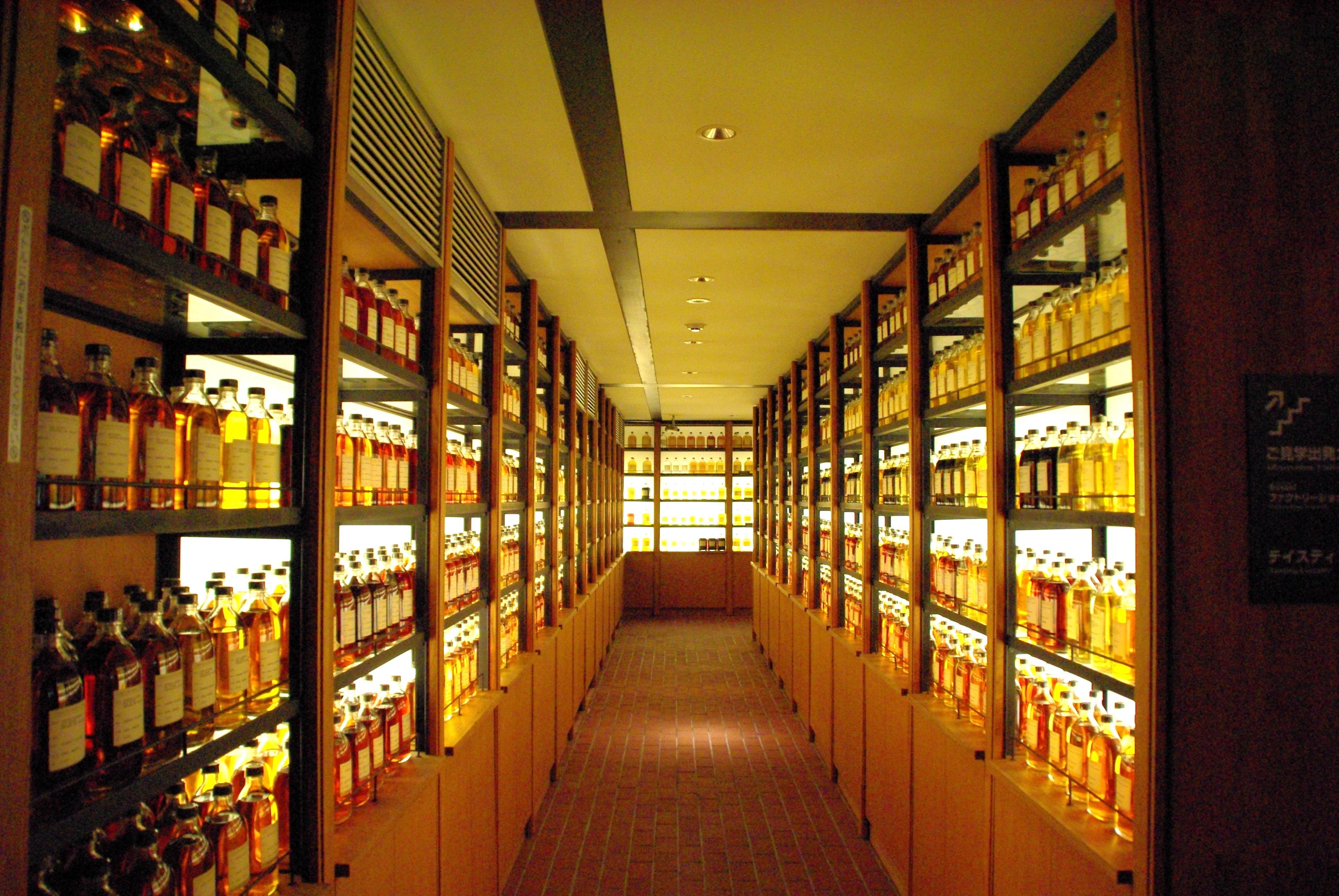 SUNTORY Yamazaki Distillery, Osaka