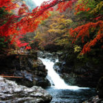 Mitarai Gorge, Nara