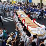 Fukushima Waraji Matsuri (Straw-sandals Festival), Fukushima