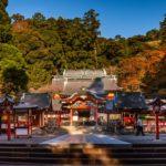 Kirishima Jingu Shrine, Kagoshima