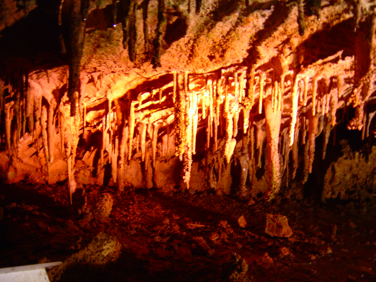 Menfudo Limestone Cave, Nara