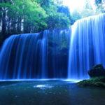 Nabegataki Waterfall, Kumamoto