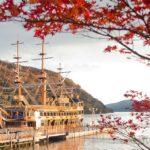 Hakone Sightseeing Cruise by Pirate Ship, Kanagawa