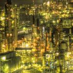 Yokkaichi Factory Night View, Mie