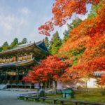 Engyoji Temple, Hyogo