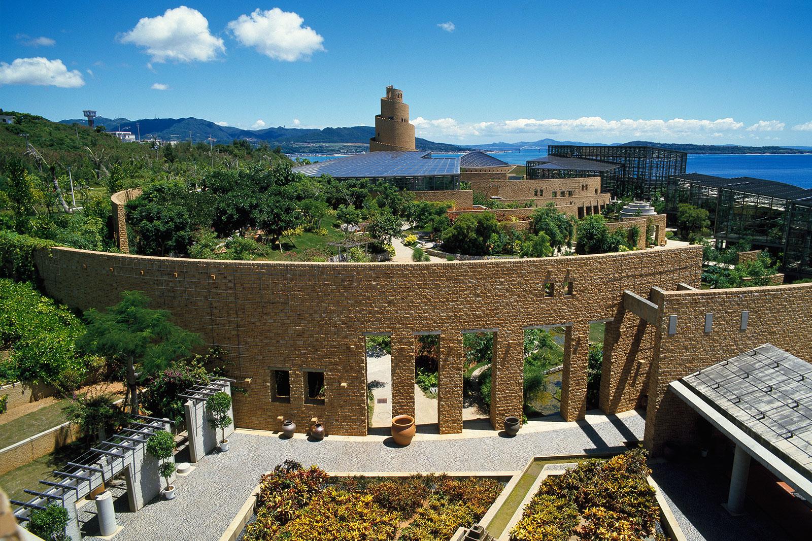 Tropical Dream Center, Okinawa