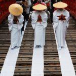 Nunobashi Kanjoe Ceremony, Toyama