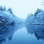 Kumoba Pond, Nagano