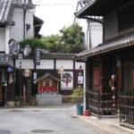 Naramachi (Historical old town), Nara