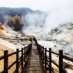 Noboribetsu Hot Springs, Hokkaido