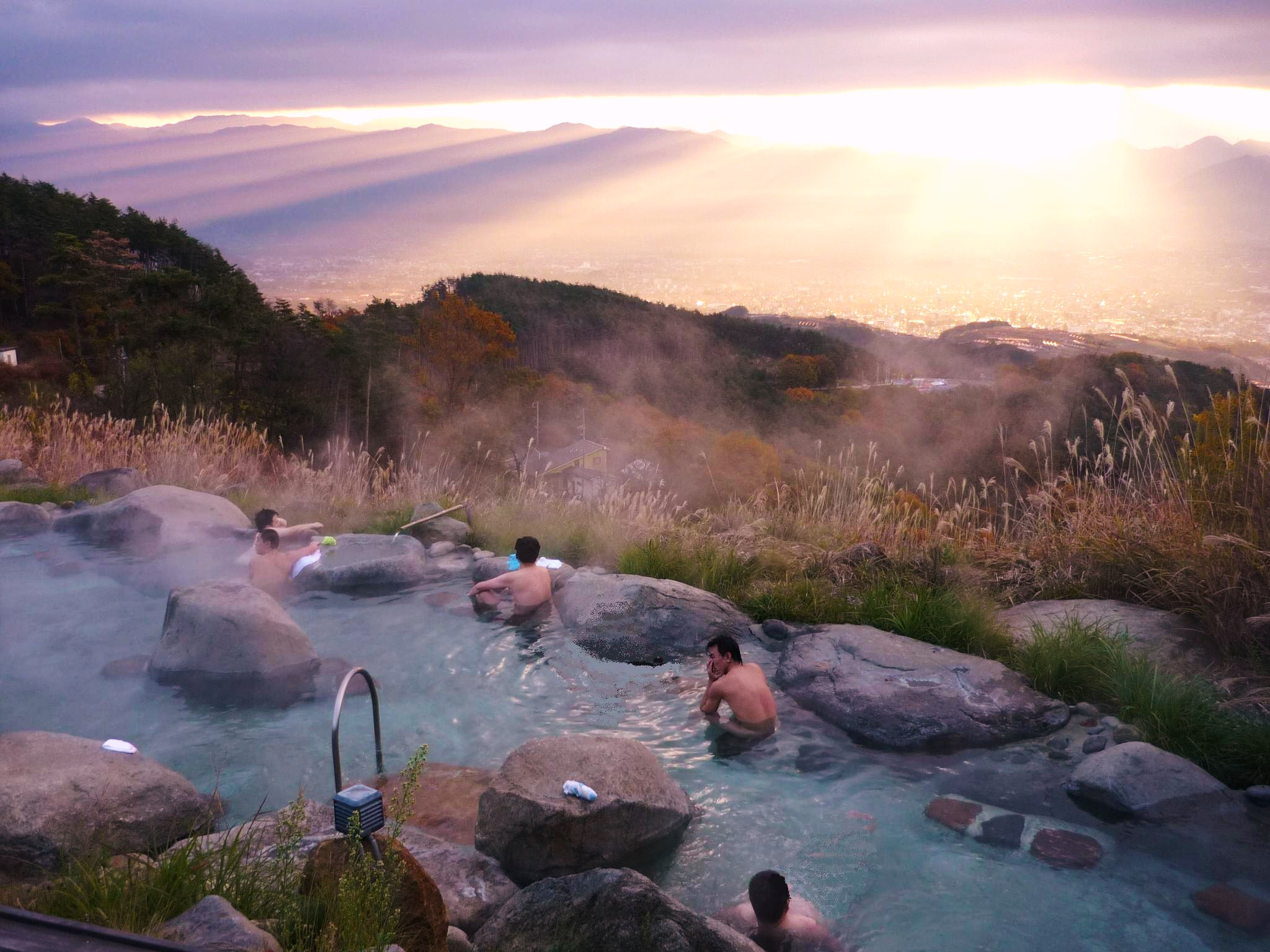 Hottarakashi Onsen, on one page charms and highlights quickly, (Neglecting Hot  Spring), Yamanashi – Fantastic places in cool Japan